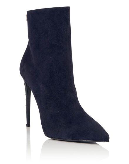 bootie high heels Christy