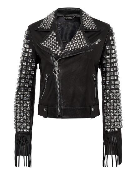 Leather Jacket Cowboy