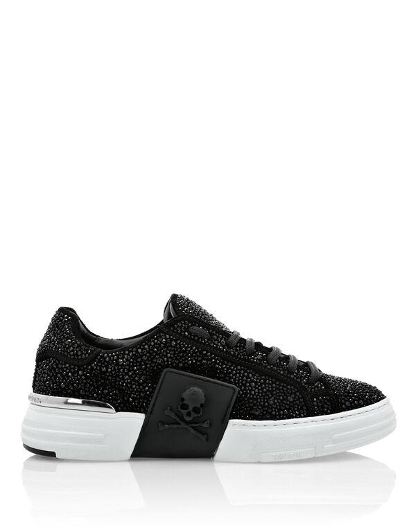 Lo-Top Sneakers PHANTOM KICK$ Skull