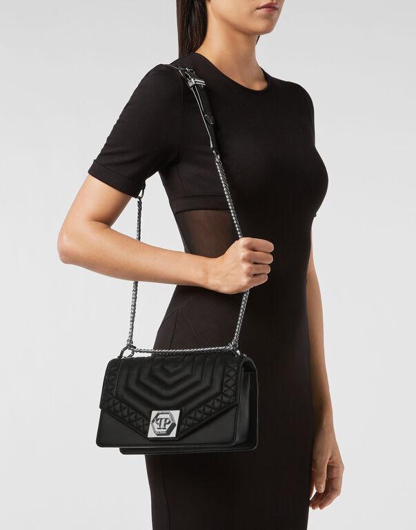 Shoulder Bag-medium Hexagon