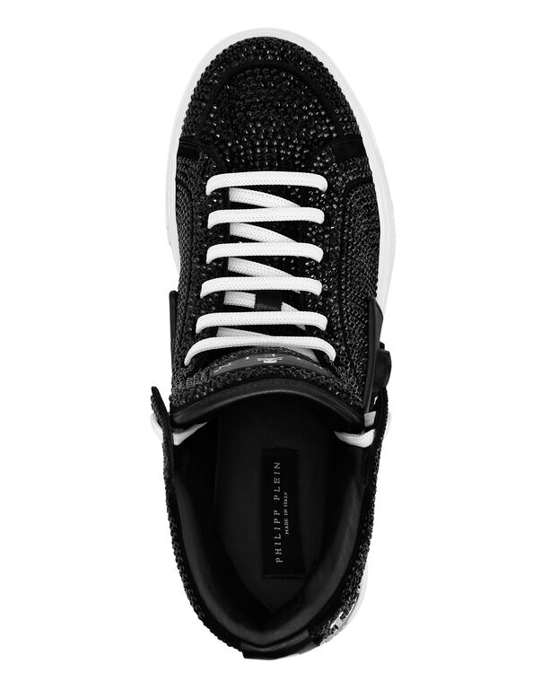 PHANTOM KICK$  Hi-Top Sneakers Iconic Plein