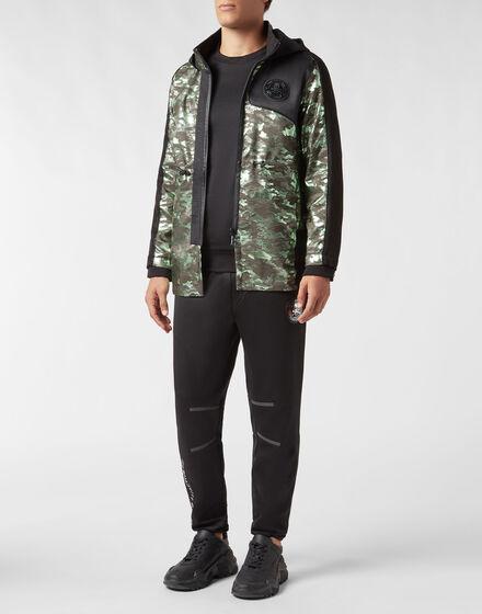 Nylon Jacket XYZ Camouflage