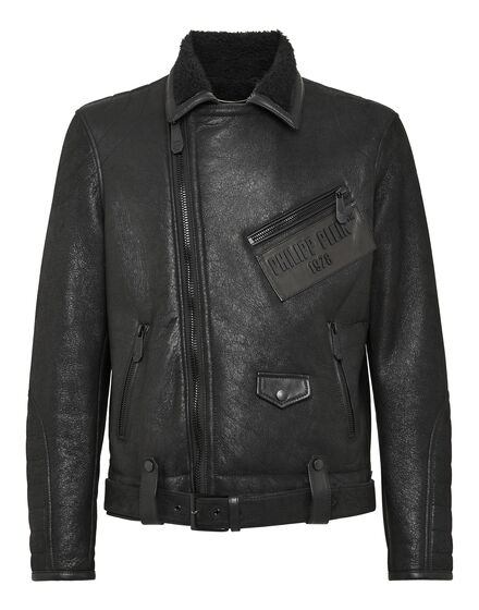 Leather Biker Luxury