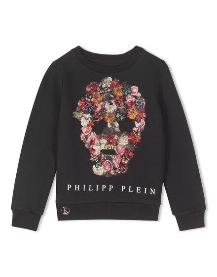 sweatshirt oh my roses