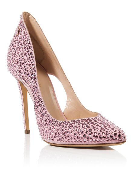 Decollete Hi-Heels Crystel