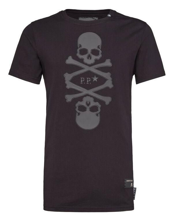 "T-shirt Round Neck SS ""Skulls"""