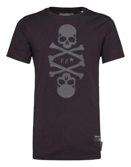 T-shirt Round Neck SS Skulls