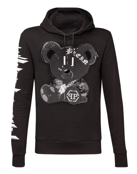 Hoodie sweatshirt MM Teddy Bear