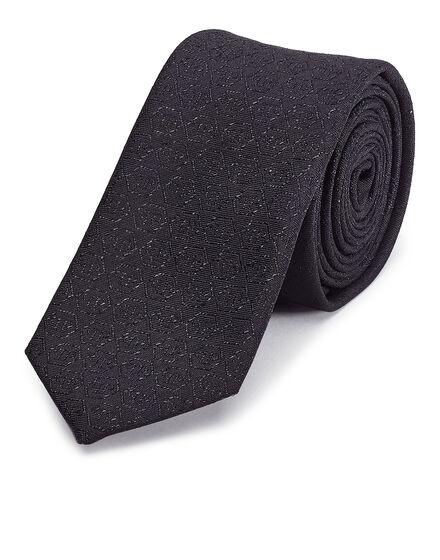 Tight Tie Black night