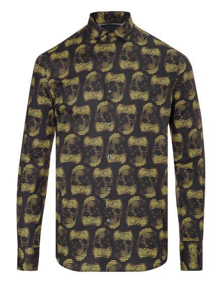 Shirt Platinum Cut LS Chet