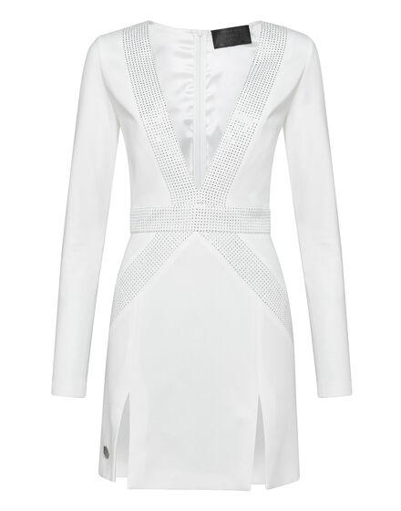 Short Dress Crystal