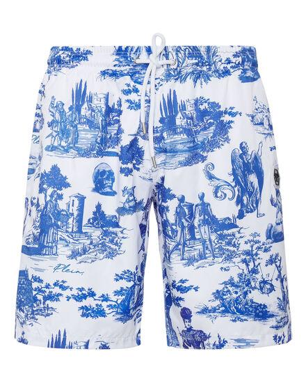 Beachwear Long Trousers En PLEIN air