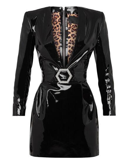 Short Dress Killer Latex
