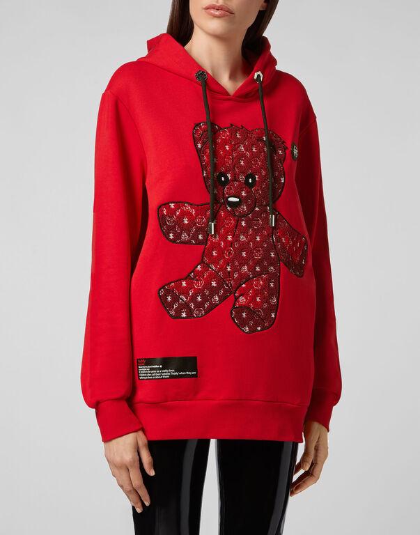 Hoodie sweatshirt Teddy Bear