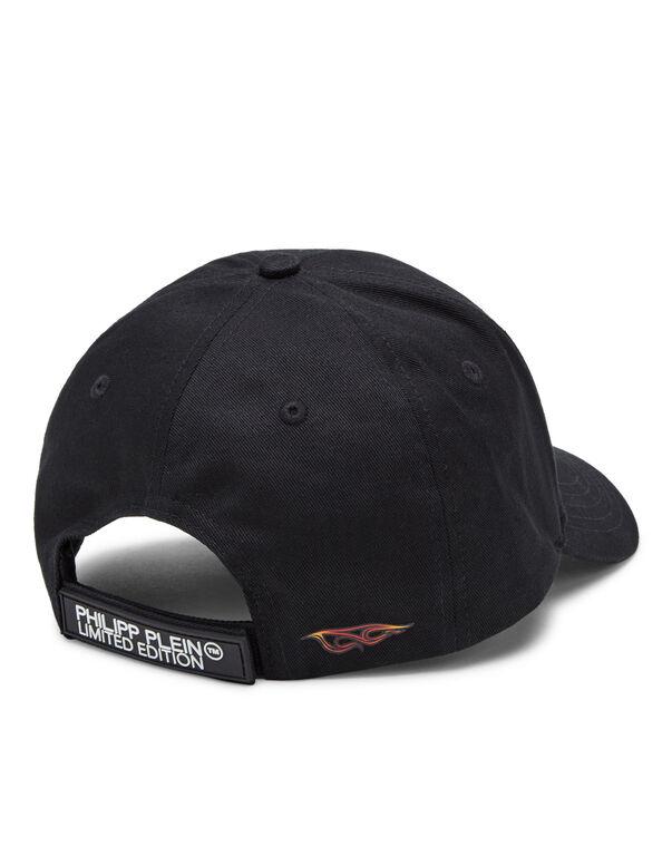 Visor Hat Flame