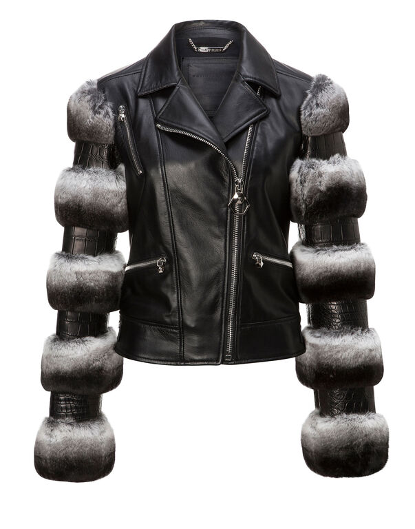 "Leather Biker ""Greene Street"""