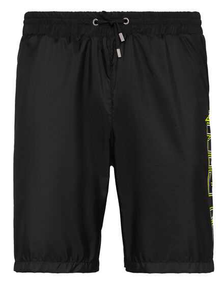 Beachwear Short Trousers Plein Star