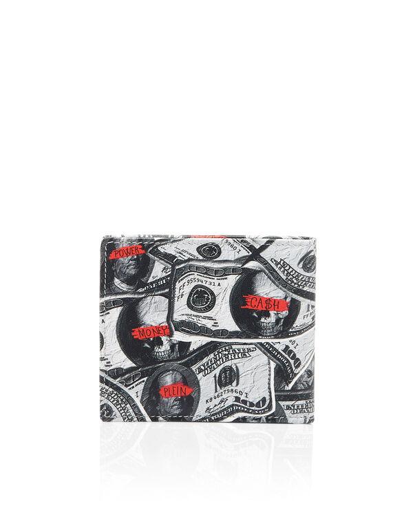 French wallet Dollar