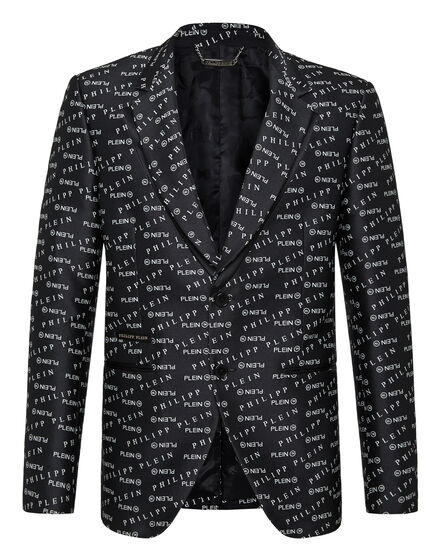 Blazer jacquard All over PP