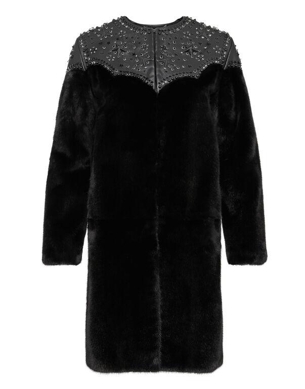 Fur Coat Short Cowboy