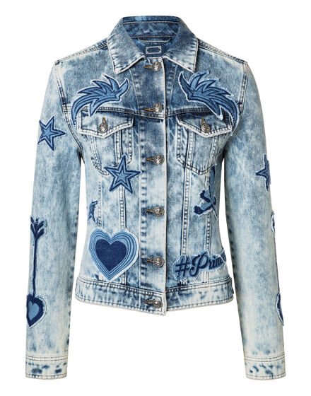 Denim Jacket Reality Tex