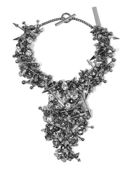 necklace punk princess