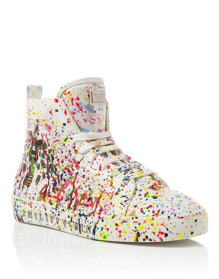 Hi-Top Sneakers Alec two