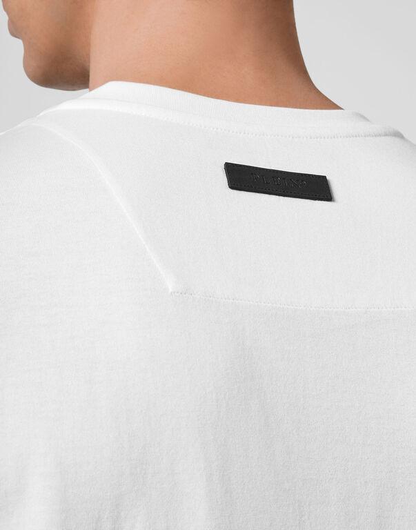 T-shirt V-Neck SS Iconic Plein