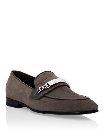 Nabuk Loafers