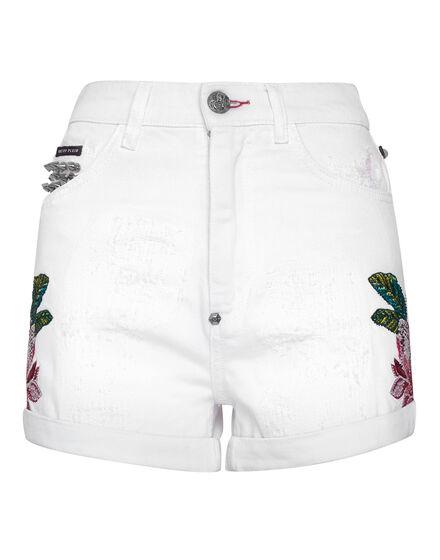 Hot pants Flowers