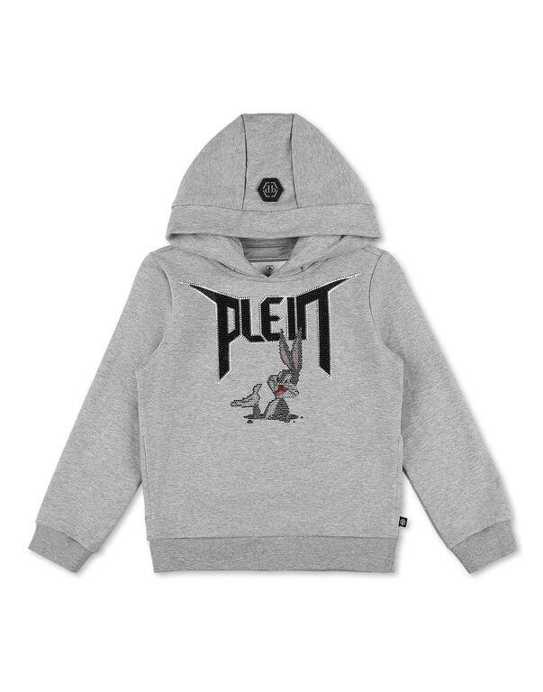 Hoodie sweatshirt stones Looney Tunes