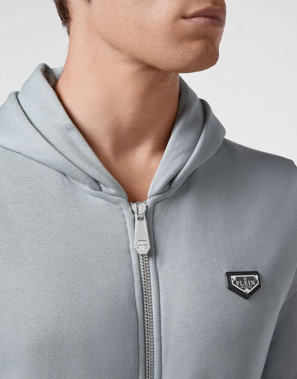 Hoodie Sweatjacket Iconic Plein