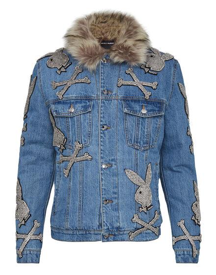 Denim Jacket Playboy