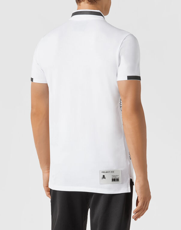Polo shirt SS XYZ Statement