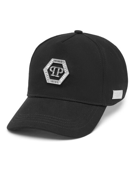 Baseball Cap Crystal Hexagon