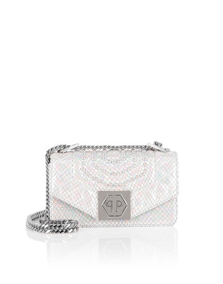 Shoulder Bag-small Crystal