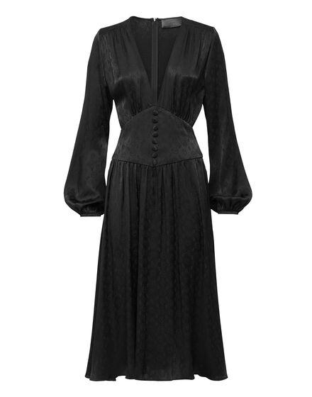 Short Dress Eloise Monogram
