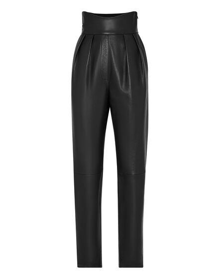 Lambskin Trousers Iconic Plein