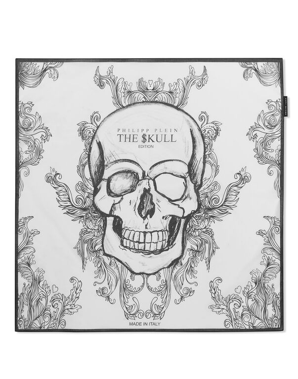 Bandana 70x70 Skull