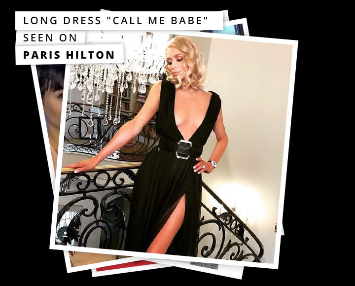 Dress like the celebs - Paris Hilton