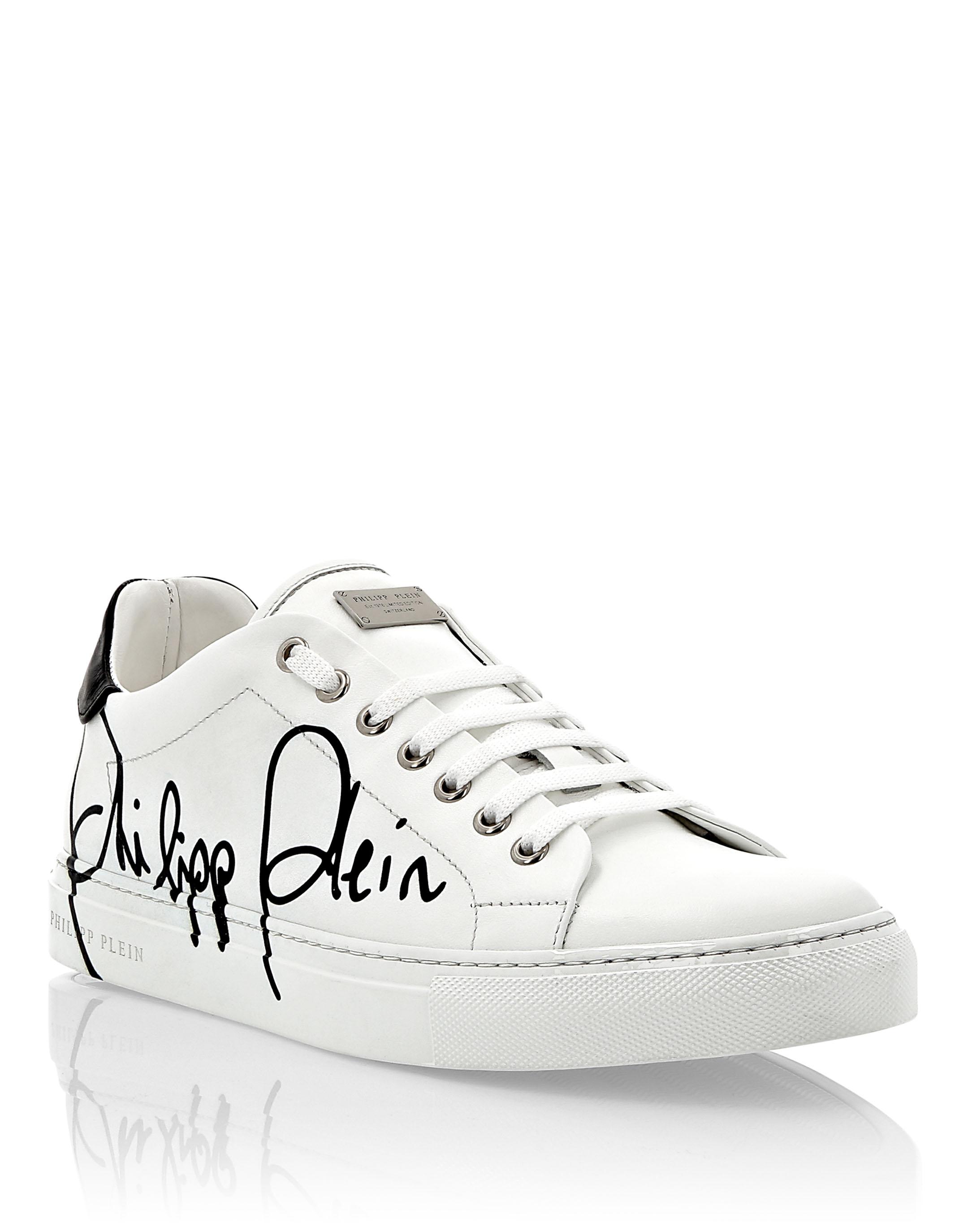Lo-Top Sneakers Signature | Philipp Plein