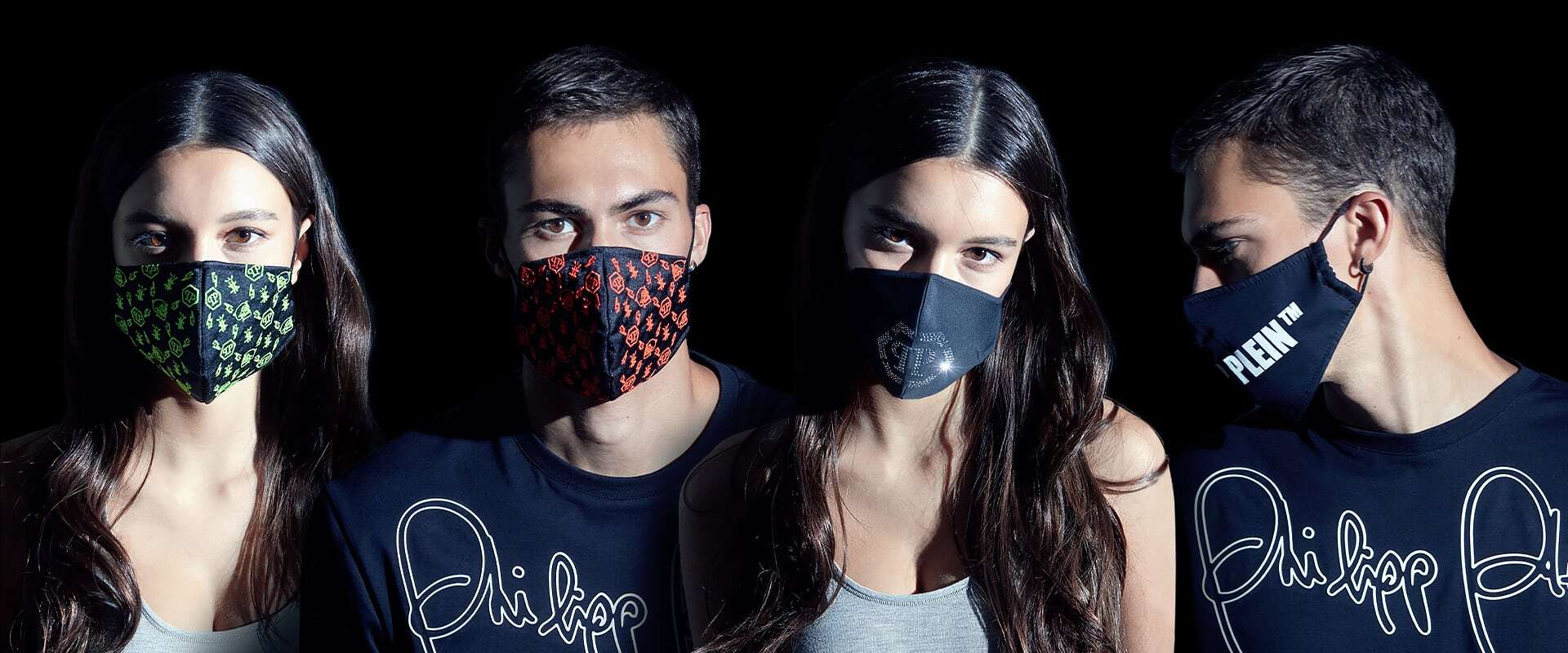 Philipp Plein Mask Image